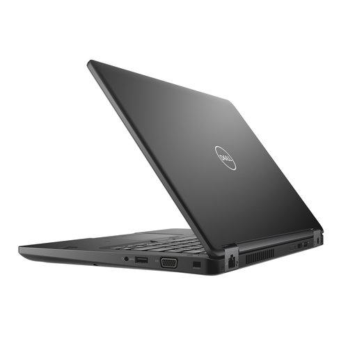"""DELL Latitude 5490 Zwart Notebook 35,6 cm (14"""") 1920 x 1080 Pixels Intel® 8ste generatie Core™ i5 i5-8350U 8 GB DDR4-SDRAM 256 GB SSD"""