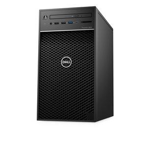 DELL Precision T3630 Intel® 8ste generatie Core™ i7 i7-8700 16 GB DDR4-SDRAM 1512 GB HDD+SSD Zwart Toren Workstation