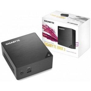 Gigabyte Gigabyte GB-BLPD-5005 Brix Mini PC [BGA1090, Pentium J5005 Quad, 2x SO-DIMM DDR4-2400, UHD605, WiFi]