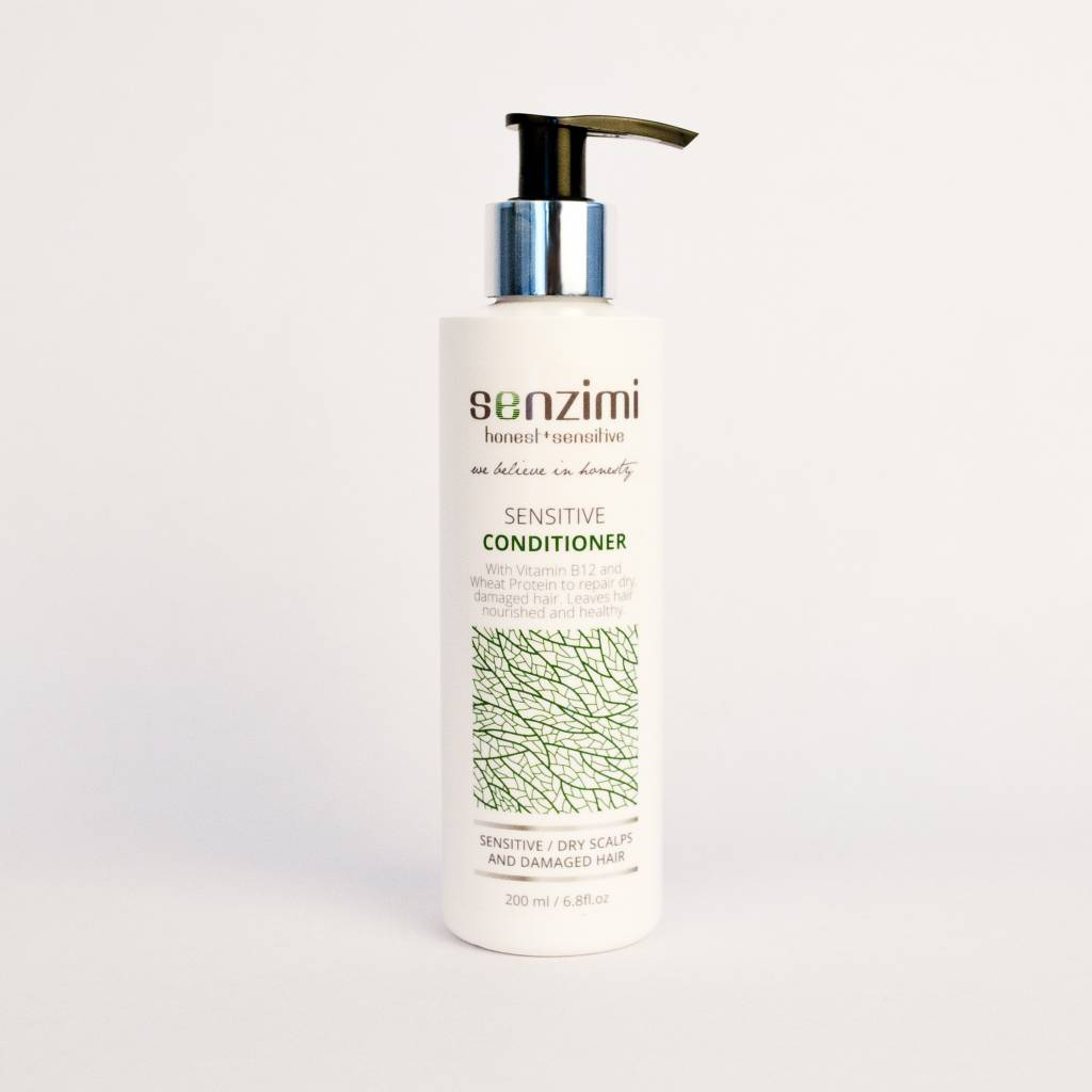 Senzimi   Sensitive Haar Conditioner