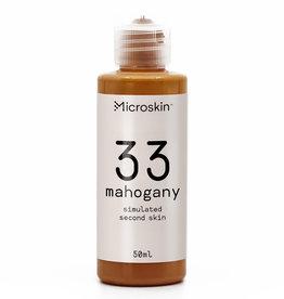 Microskin Microskin 50 ml  Mahogany  33