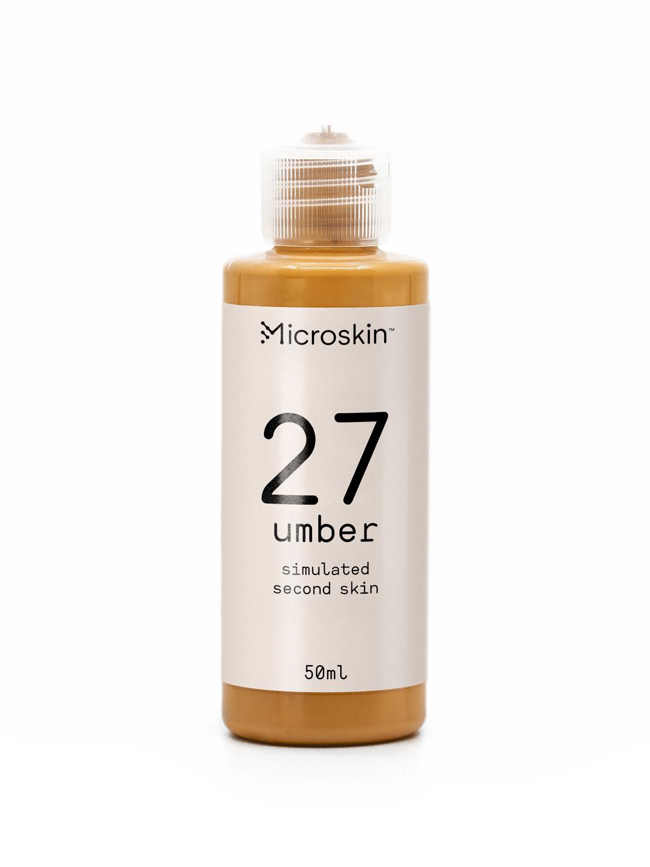 Microskin Microskin 50 ml Umber 27