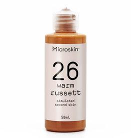 Microskin Microskin 50 ml   Warm Russet 26