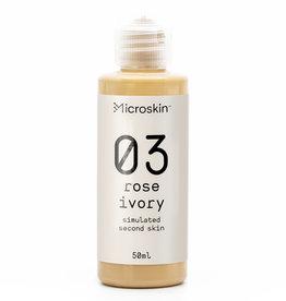 Microskin Microskin 50 ml  Rose Ivory 03