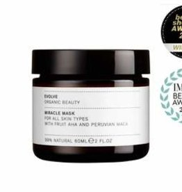 Evolve Beauty  Miracle organic Face Mask 60 ml
