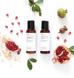 Evolve Beauty  Super food Shine shampoo 50 ml Duo