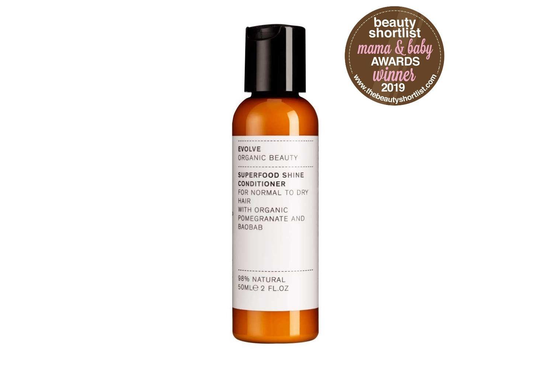 Evolve Beauty  Super Food Shine Haar Conditioner 50 ml