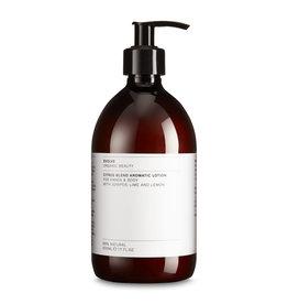Evolve Beauty  Citrus Blend Aromatic Body Lotion 500 ml