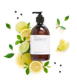 Evolve Beauty  Citrus Blend Aromatic Body Lotion