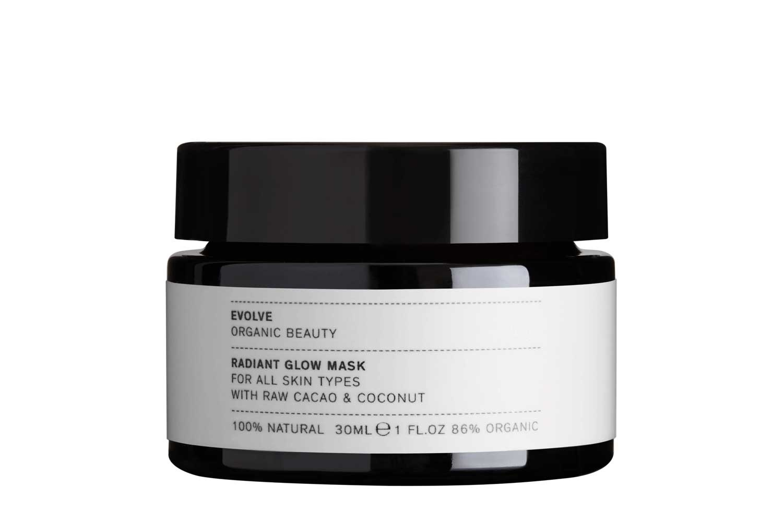 Evolve Beauty  Radiant Glow Mask