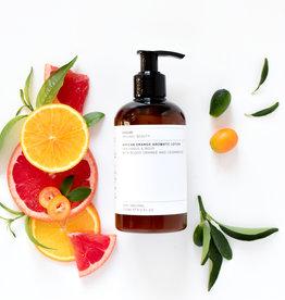 Evolve Beauty  African Orange Aromatic body lotion