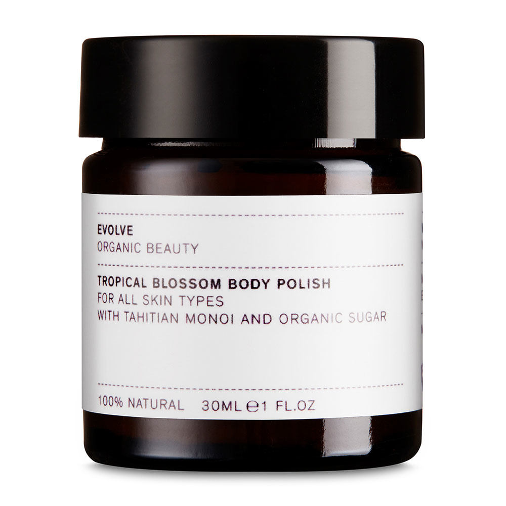 Evolve Beauty  Body Polish Tropical Blossom