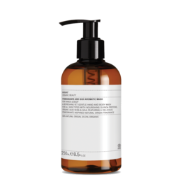 Evolve Beauty  POMEGRANATE AND GOJI AROMATIC WASH