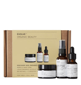 Evolve Beauty  DISCOVERY BOX :RADIANCE Nieuw