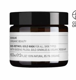 Evolve Beauty  Bio-Retinol Gold Mask