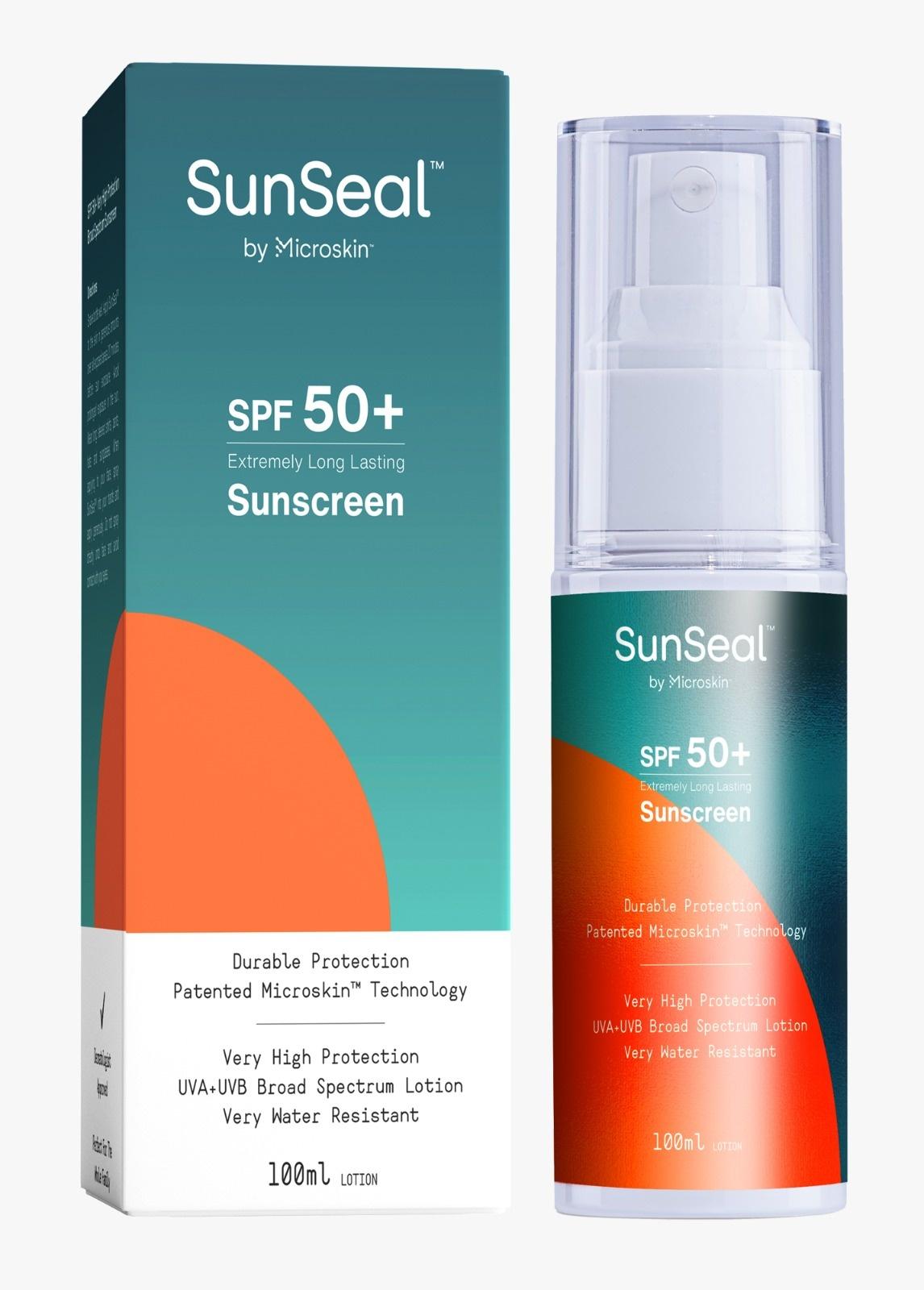 Microskin Sunseal SPF 50+ 100 ML
