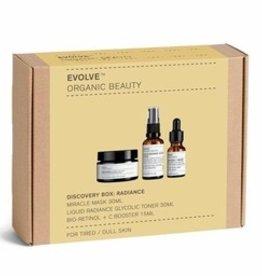 Evolve Beauty  DISCOVERY BOX: RADIANCE