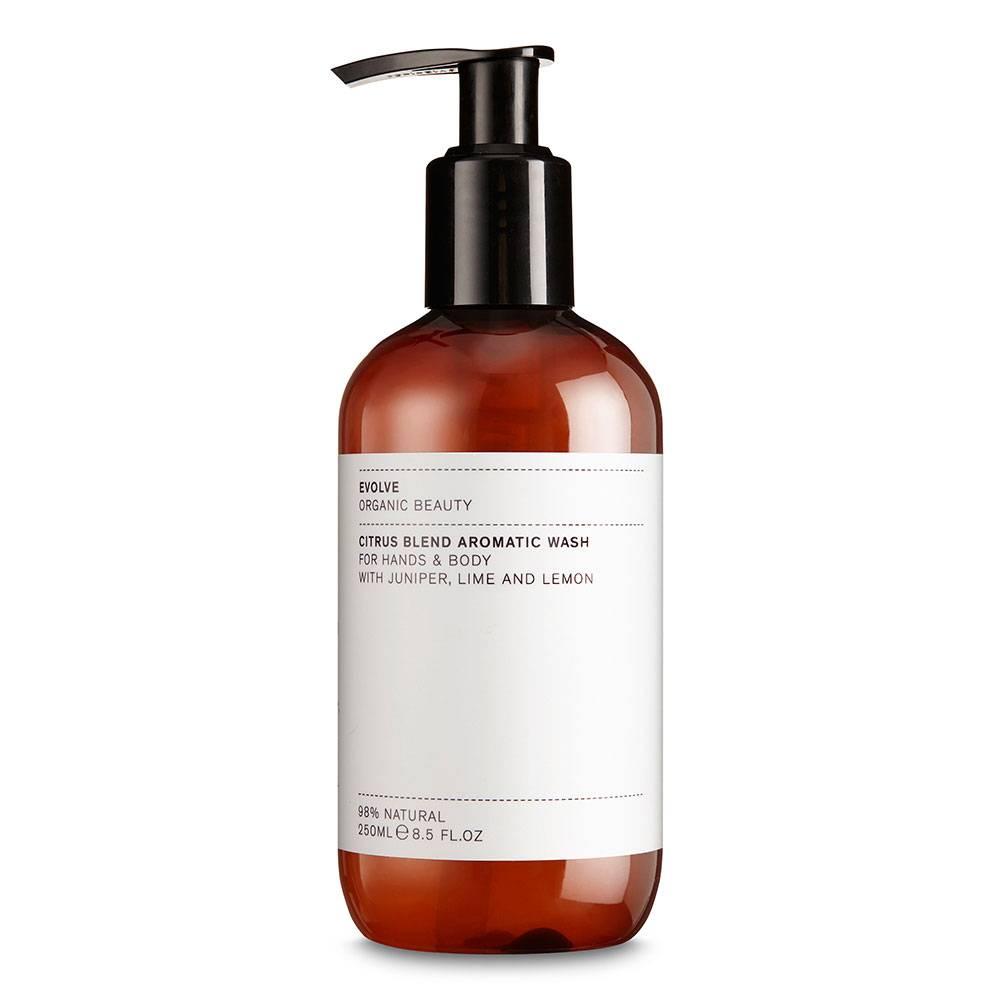 Evolve Beauty skincare Citrus Blend Body Wash