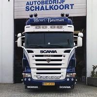 Scania  Scania R-serie Highline Zonneklep type 1C