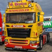 Scania Scania R-serie Highline Zonneklep type 2A