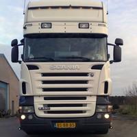 Scania Scania R-serie Zonneklep type 1B