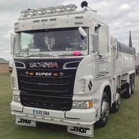 Scania Scania R-serie Highline Zonneklep type 3D