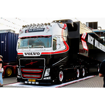 Stylingspakket Volvo FH4 Nick Willigenburg