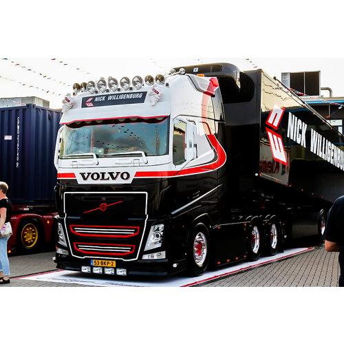 Stylingspakket Volvo FH4 Nick Willigenburg