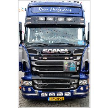 Scania 4-serie Zonneklep type 3C