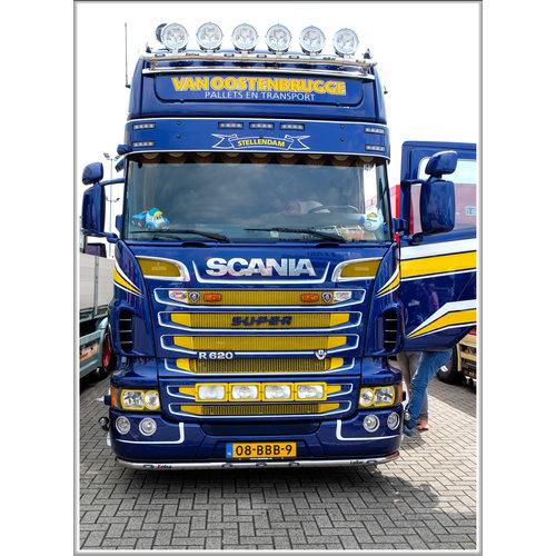 Scania Scania R-serie Zonneklep type 3D