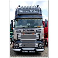 Scania Scania Streamline Zonneklep 2A met lijn