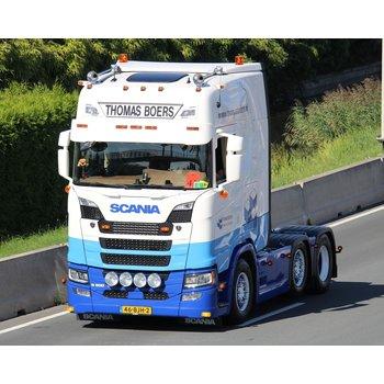 Scania Next Generation Zonneklep type 2D