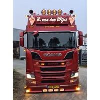 Scania Scania Next Generation Zonneklep type 2D