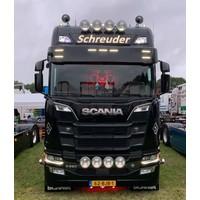 Scania Scania Next Generation Zonneklep type 3D