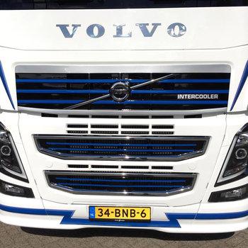 Volvo FH4 Ondergrille
