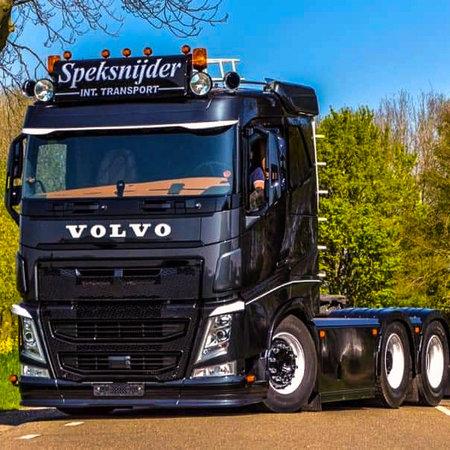 Volvo FH4 en FH4/B (2012 - nu)