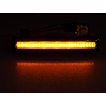 Scania Next Gen LED zonneklep lamp oranje