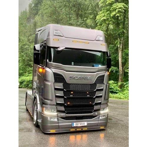 Scania Scania Next Gen LED zonneklep lamp oranje