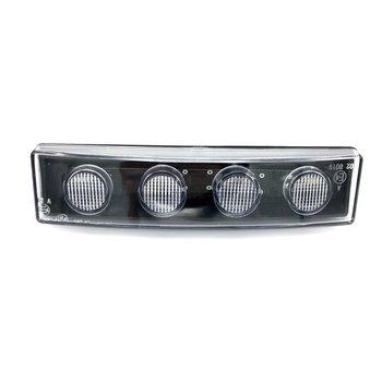 Scania R serie LED zonneklep lamp oranje