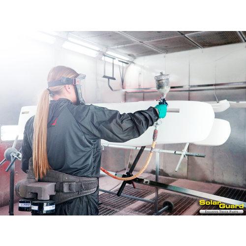 Solar Guard Exclusive Truck Parts Spuitservice RAL uni kleur