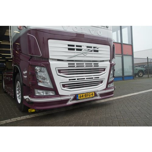 Ondergrille Volvo FH4