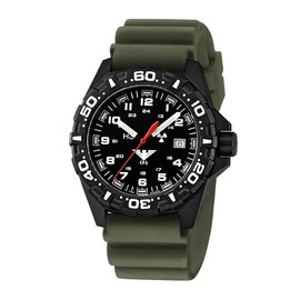 KHS Tactical Watches Reaper  Diverband  Olive KHS.RE.DO