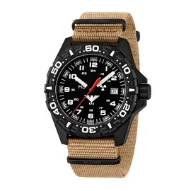 KHS Tactical Watches Reaper Natoband Tan