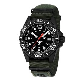 KHS Tactical Watches Red Reaper Nato band XTAC Olive
