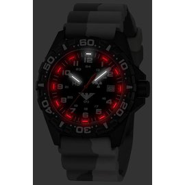 KHS Tactical Watches Red Reaper diver band camouflage olive | KHS.RE.DC3 - Copy