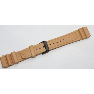 KHS Tactical Watches Original KHS Taucherband | Ersatzband | KHS Bänder |  Tan / Beige