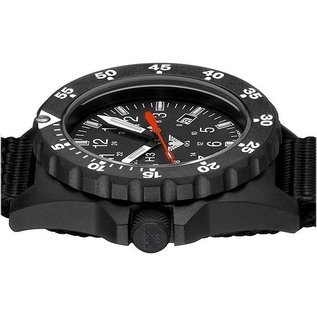KHS Tactical Watches Military Watch Shooter with black Nato Strap