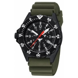 KHS Tactical Watches KHS Shooter mit Diverband Oliv