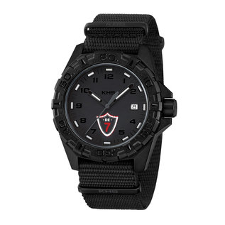KHS Tactical Watches Strictly limited special edition KHS Reaper XTAC-DE7 | DARK EMERGENCY 7
