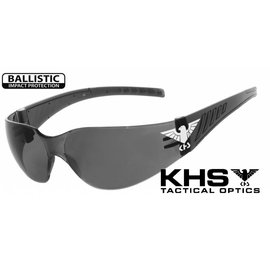 KHS Tactical Optics KHS Gleitschirmbrille Einsatzbrille Basic Grey